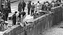 """""""Archetyp der Menschensperre"""": Die Mauer aus anderer Sicht"""