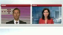 Im Gespräch mit Annette Eimermacher: Obermann bei n-tv.