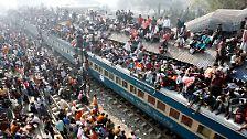 Wie viel kann die Erde tragen?: Weltbevölkerung erreicht neue Milliardenmarke