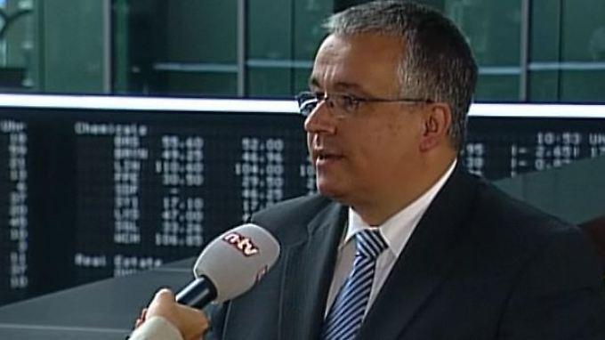 """Anleger verlieren Vertrauen: """"Was die EZB macht, sind Notfallmaßnahmen"""""""