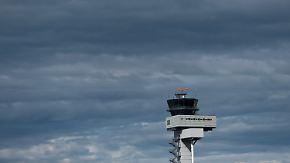 Lotsen dürfen streiken: Flugsicherung geht in Berufung
