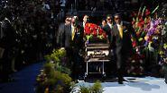 """""""Er war ein Gigant"""": Die Trauerfeier für Michael Jackson"""