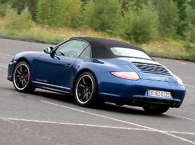 Ein Klassiker: Der nächste 911er wird längeren Radstand, aber gleiche Proportionen haben.