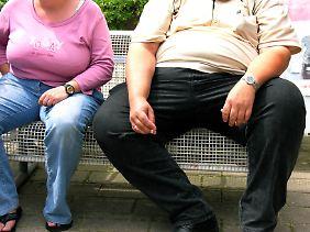 Die Verteilung der Fettzellen im Körper ist durch das Geschlecht vorbestimmt.