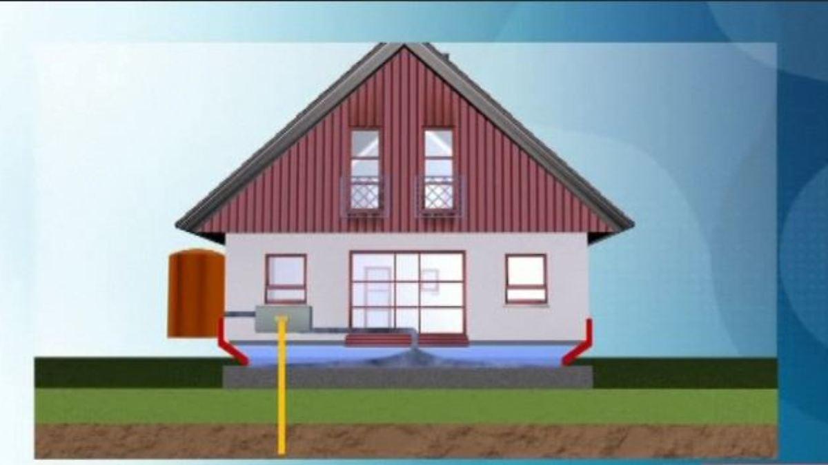Schutz vor Erdbeben Japaner entwickelt Airbag fürs Haus