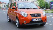 Suzuki Alto vs. Kia Picanto: Weniger ist mehr