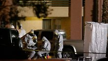 Ende Februar 2008 fanden Einsatzkräfte das Gift Rizin in einem Motel in Las Vegas.