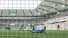 """""""Es spielt keine Rolle, ob es Bayern-Dusel war"""": Die Bundesliga in Wort und Witz"""