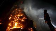 Gefangen im Feuer: Wenn Hochhäuser brennen ...