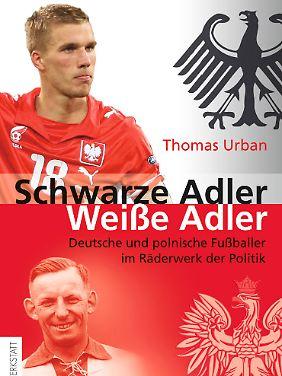 """""""Schwarze Adler, weiße Adler"""" ist im """"Verlag Die Werkstatt"""" erschienen."""