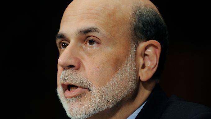 Alles schaut nach Jackson Hole: Bringt Bernanke frisches Geld mit?