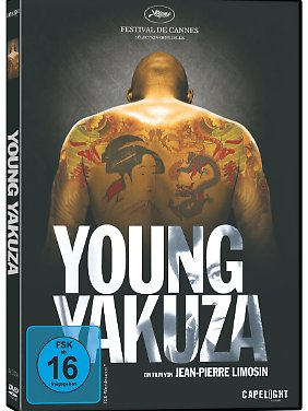 """""""Young Yakuza"""" ist bei Capelight erschienen."""