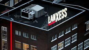"""Experten beruhigen nach Aktienverkauf: """"Lanxess muss nicht pleite sein"""""""