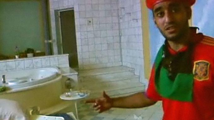 Prunk und Protz in Libyen: So lebte der Gaddafi-Clan