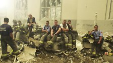 World Trade Center: Manhattan vor und nach 9/11