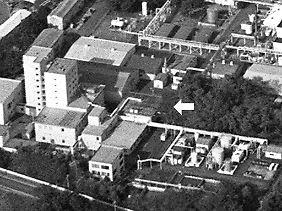 Die Anlage in Tokaimura.