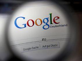Die Rechenzentren von Google verbrauchen so viel Strom wie eine Großstadt.