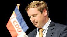 Boetticher war von der Unterstützung seiner Partei nicht immer überzeugt.