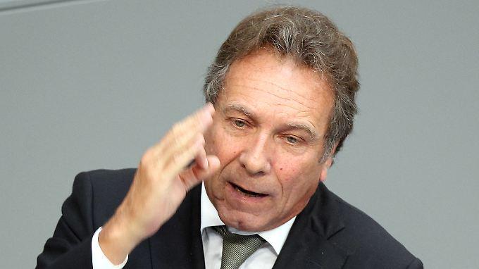Klaus Ernst, Chef der Linkspartei.