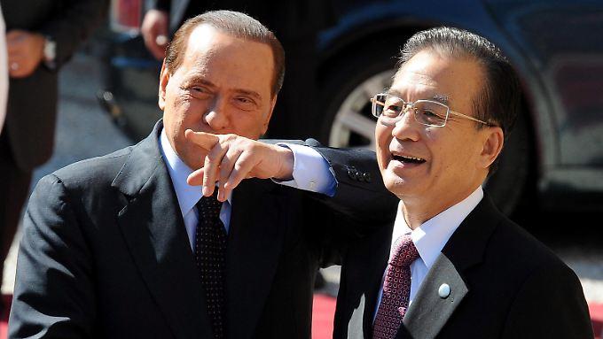 Letzter Ausweg Fernost: China soll Italiens Staatsanleihen kaufen