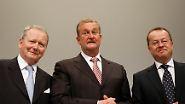 Machtkampf um VW und Porsche: Die Figuren im Autodrama