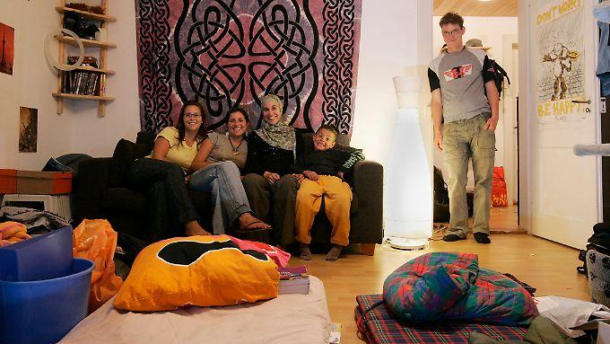 couchsurfing von sofa zu sofa um die welt n. Black Bedroom Furniture Sets. Home Design Ideas