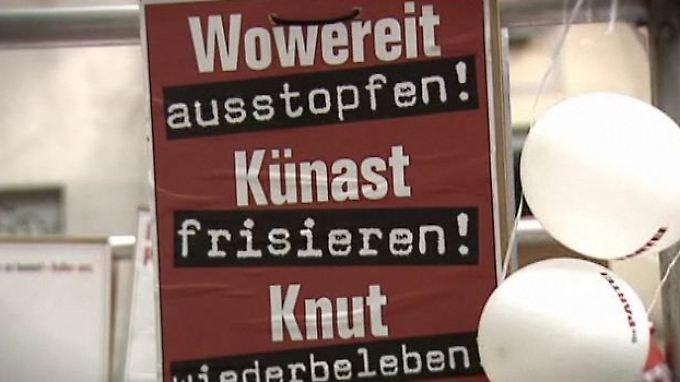 Wahlwerbung in Berlin: Kleine Parteien fordern Skurriles