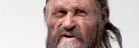 Uraltes Mordopfer aus dem Eis: Ötzi ist weltweit eine Berühmtheit
