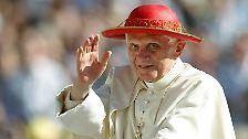 Papst Benedikt XVI.: Der Intellektuelle auf dem Stuhl Petri