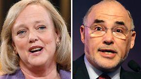 Chefwechsel bei Hewlett-Packard: Whitman folgt auf Apotheker