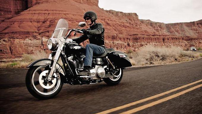 Seltener aus den USA, künftig öfter aus anderen Länder werden die Harleys nach Europa geliefert.