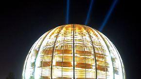 Gute Nachricht des Tages: Lichtgeschwindigkeit möglicherweise geknackt
