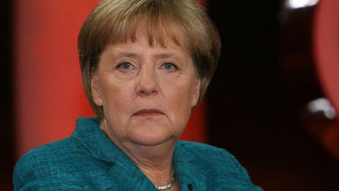 Euro vor Woche der Entscheidung: Merkel mahnt eigene Reihen