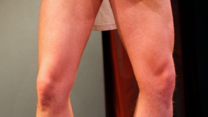 Hosen runter! Erst wenn es zur Impotenz kommt, gehen die meisten Männer zum Arzt.