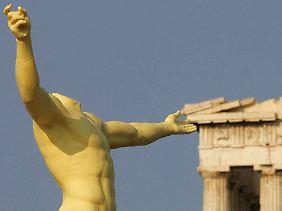 Die Entscheidung, ob Athen weiteres Geld von EU und IWF erhält, fällt im Oktober.