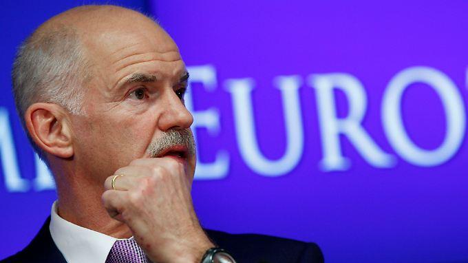 """Kampf gegen die Pleite: Papandreou sagt """"Yes we can"""""""