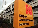Kodak-Verwaltungsgebäude in Stuttgart.