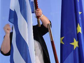 Bereits am Wochenende könnte Griechenland seinen Bankrott verkünden.