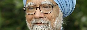 Manmohan Singh hält nichts von Strandurlaub.