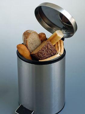 Jedes fünfte Brot landet in der Tonne.