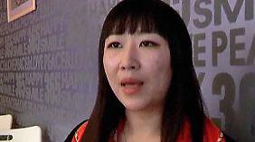 Unterricht in Peking: Wie Frau sich einen Reichen angelt
