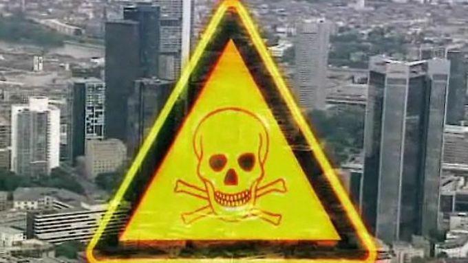 Achtung, giftig!: Bad Banks sammeln toxische Papiere