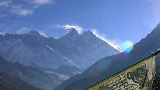 Die Achttausender-Giganten: Messner hatte sie alle