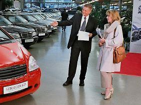 Auch wenn es nicht an die große Glocke gehängt wird: Kaum ein Auto wird zum Listenpreis verkauft.