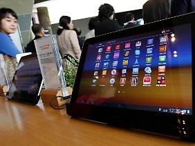 Verletzt Samsungs Galaxy Tab Apples Patente?