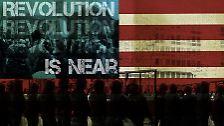 """Proteste gegen die Wall Street: """"Kreditgeber sind schlimmer als Sklavenhalter"""""""