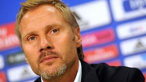 """""""Sonst würde ich nicht wechseln"""": Fink ist vom Hamburger SV überzeugt"""