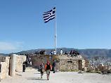 Athen erst mal weg vom Fenster: Troika malt düsteres Bild