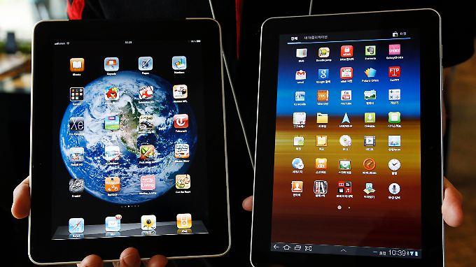 n-tv Ratgeber: Tablet-PCs im Vergleich