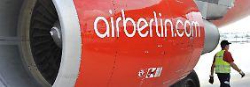 """""""Wir bekunden unser Interesse"""": Rettet China-Investor Air Berlin?"""